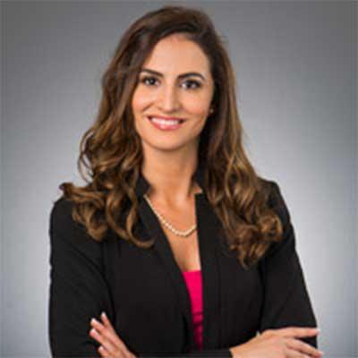 Lory Kendirjian Headshot