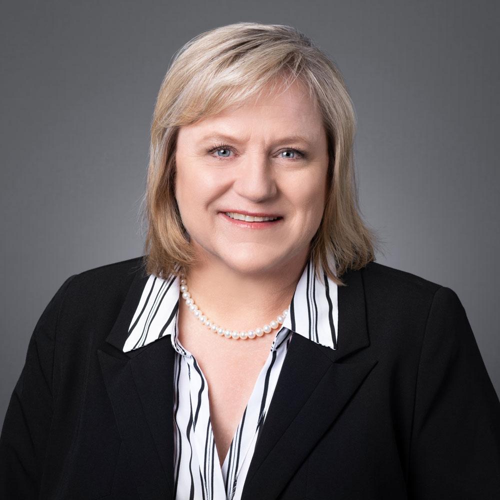 Valerie Halvorsen Business Management Head Shot